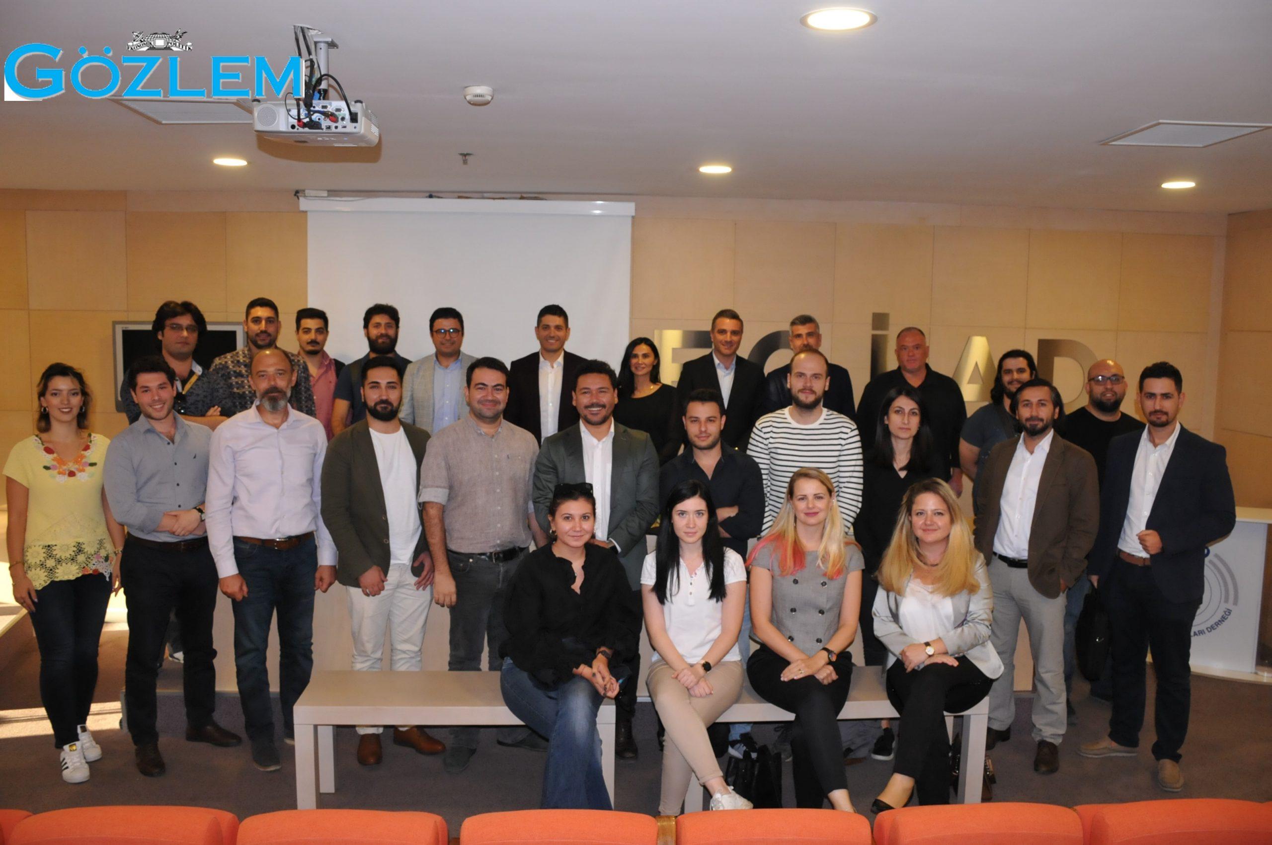 """Gözlem Gazetesi - """"İzmir EGİAD Think Tank ile '20 Girişimci Şehir' arasına girecek"""""""
