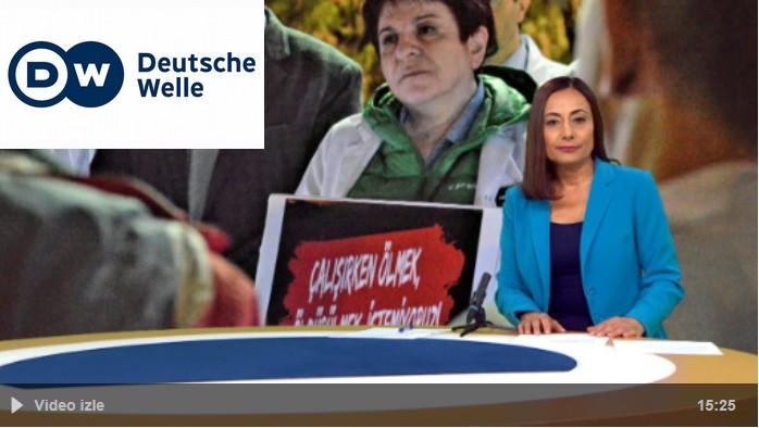 """Deutsche Welle - """"DW Haber - 29.04.2020"""""""